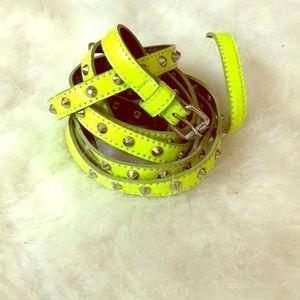Free People belt